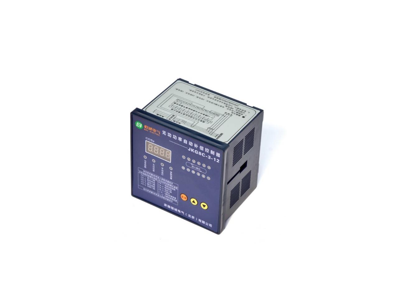 無功率自動補償控制器JKG8C