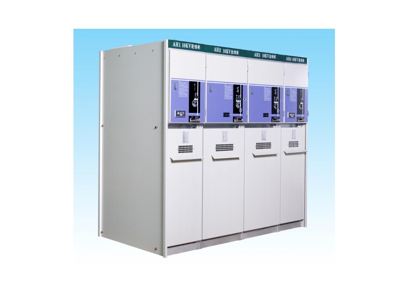 金屬封閉六氟化硫環網柜BC-SVS-12