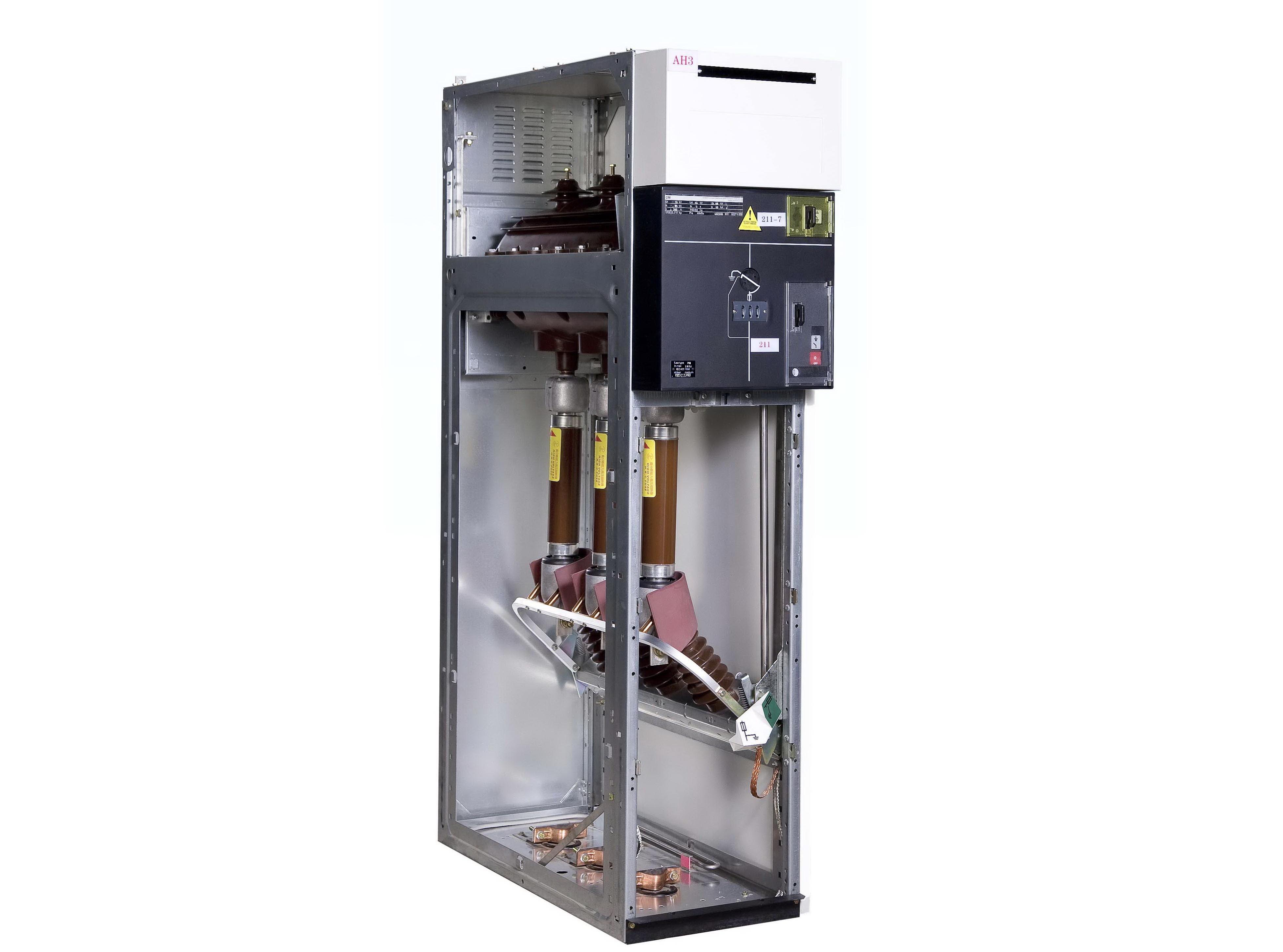 戶內高壓交流真空環網開關設備HXGN-12