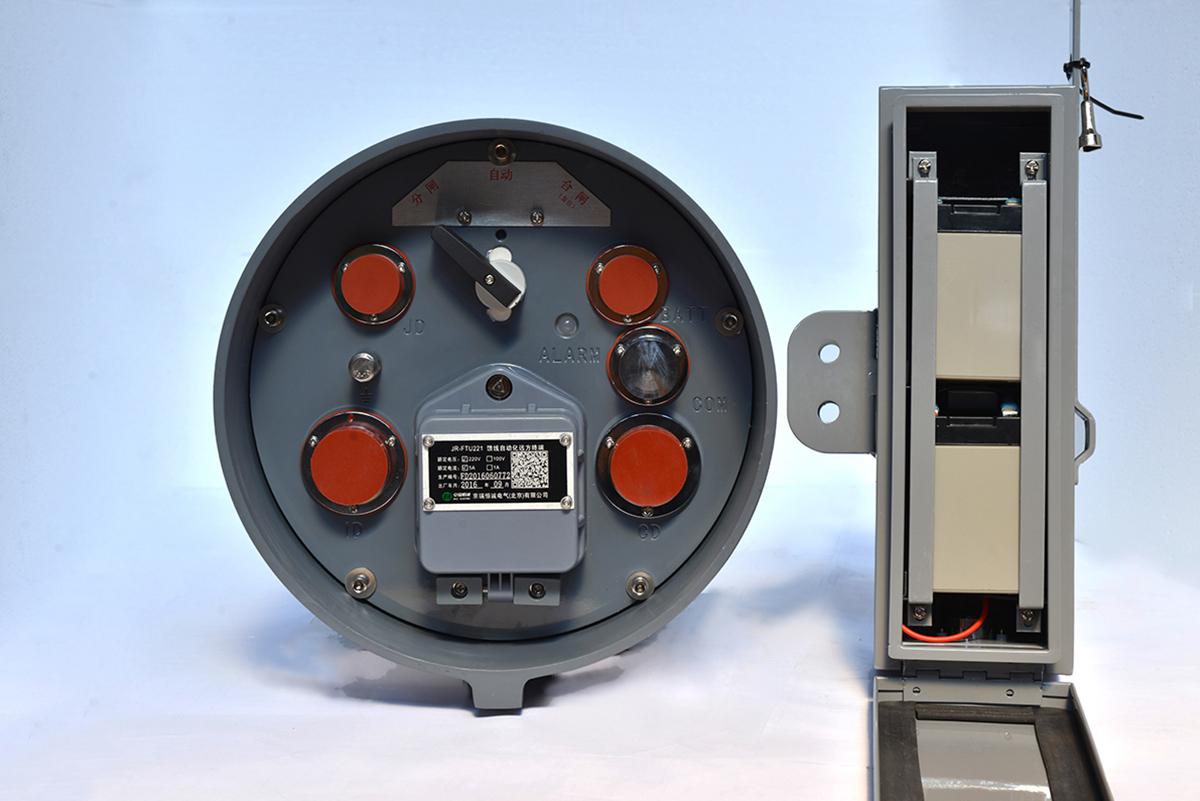 柱上智能控制器JR-FTU