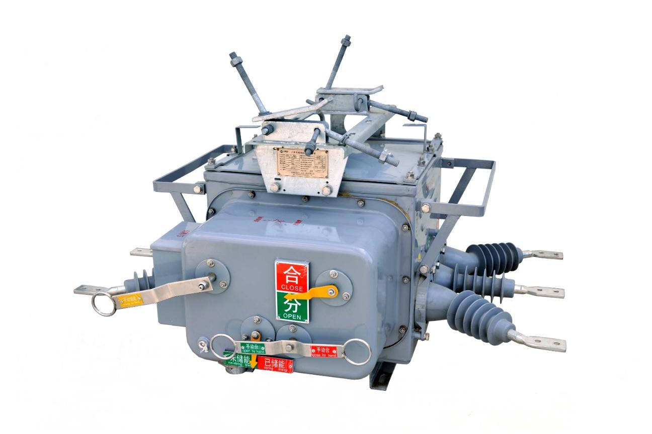 戶外交流高壓真空斷路器ZW20-12/T630-25G